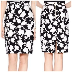 Kate Spade Marit Skirt the Rules Floral